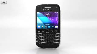 BlackBerry Bold 9790 by 3D model store Humster3D.com