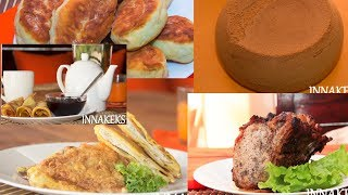 Фото рецепты с сылками на видео рецепты часть 1/Photo recipes with clips on video recipes part 1