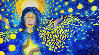 You are the Universe, Chakra Healing Music, 639 Hz, Heals Relationships & Love,