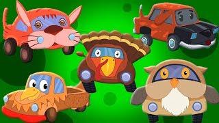звуковая песня животных | русская детская песня | рифмы для детей | песня фермы | Animal Sound Song