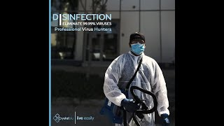 Crystalblu Cleaning Services - Disinfection Service in Dubai - Holoprint Disinfection promo video