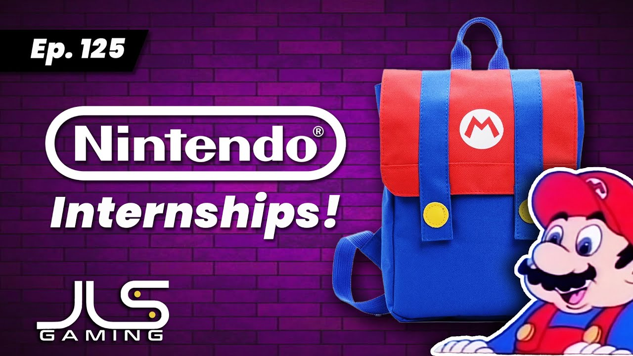 Download Nintendo Internships!, Ps5 Stockpiling, Steamdeck Verified Program- JLS Gaming Ep 125