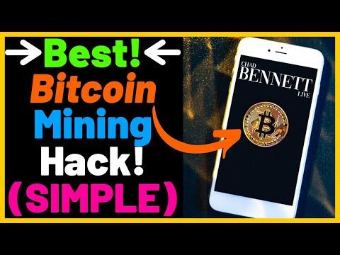 Free Bitcoin Mining + Affiliate Marketing + Passive Income = Free Money 🤑