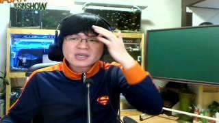 Repeat youtube video [유신쇼] 유신독설 2부 TV조선 강용석두려운진실 BJ달콤한중독 20121202 사자TV