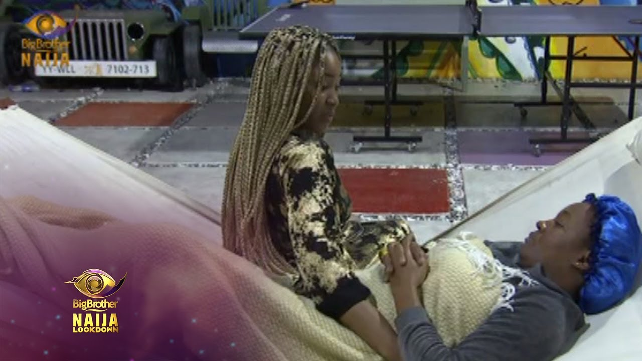 Day 30: Lucy tears up | Big Brother: Lockdown | Africa Magic