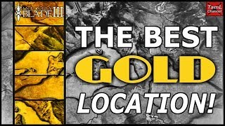 Infinity Blade 3: THE BEST GOLD LOCATION!