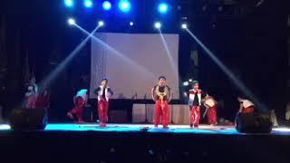Punjabi Bhangra Dance perfomance at diwali mela 2017 jakarta