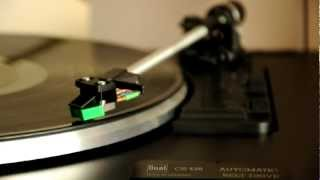 Dual CS-435 & AT95e playing Paul McCartney - Pipes of Peace (LP)