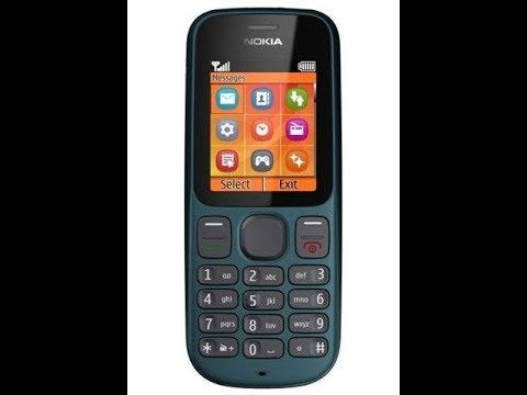 Обзор телефона Nokia 100