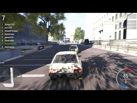 World of Speed это новая гоночная онлайн-игра в которую можно играть бесплатно.