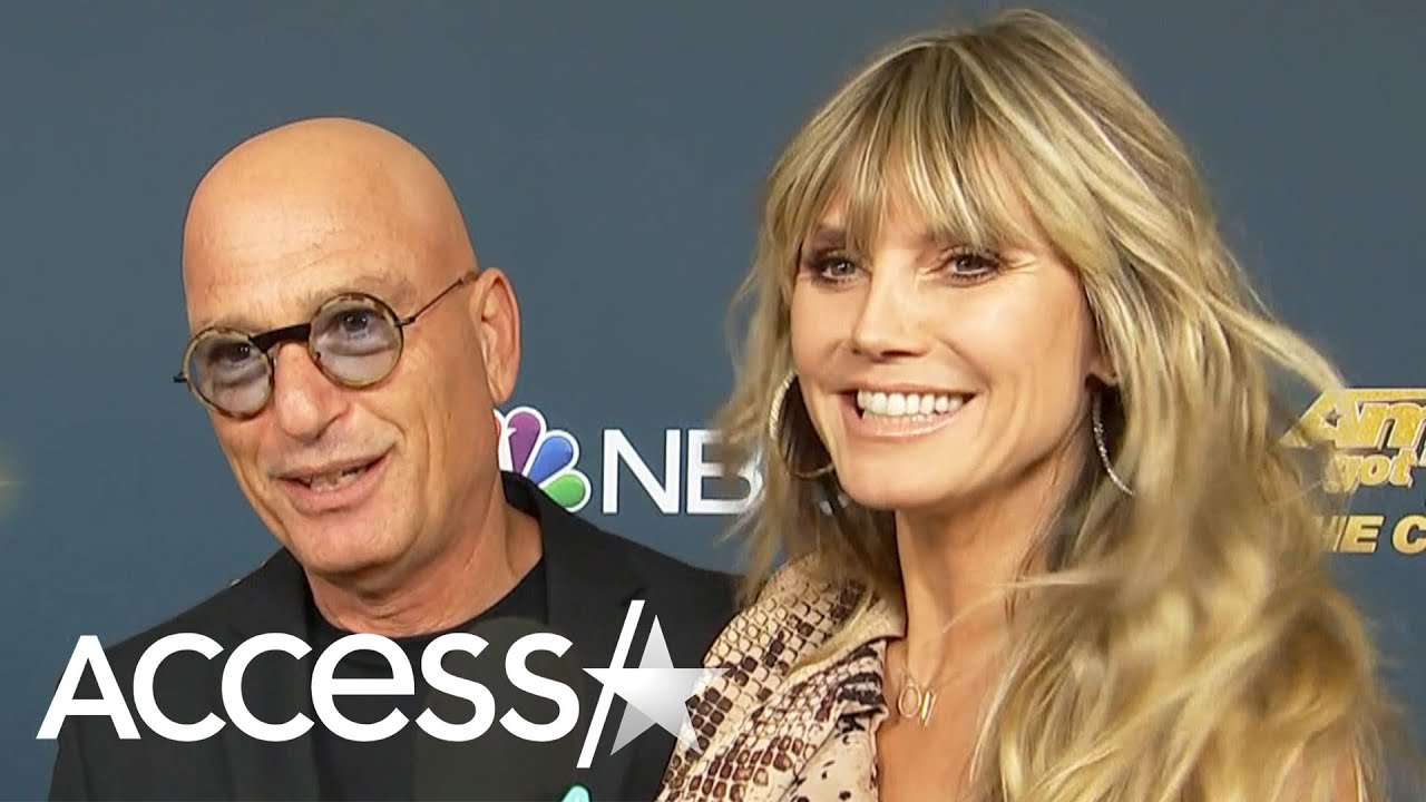 Heidi Klum And Howie Mandel Say Coming Together For 'AGT: The Champions' Is 'Like A Family Reunion'