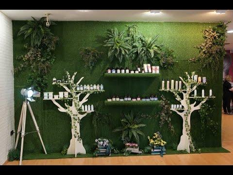 Como hacer un jardin vertical youtube - Construir jardin vertical ...