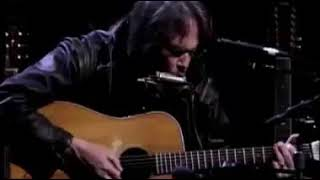 Neil Young - Pocahontas Unplugged