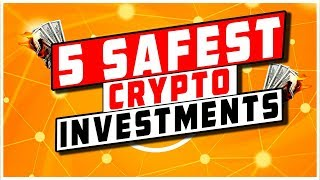Top 5 Safest Long Term Cryptocurrency Investments