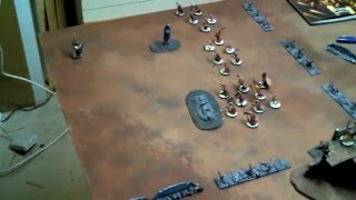 Chaos vs Black Templars 6e Warhammer 40k Battle Report 26
