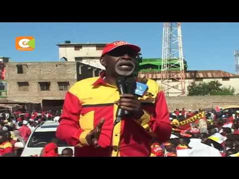 Jubilee warns NASA against setting up a parallel tallying center