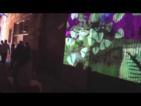 Rekinect With The Seasons: Northern Spark 2015