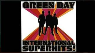 Green Day J.A.R instrumental with backing vocals