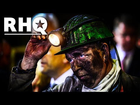 West Virginia Coal Miners: WAKE UP!