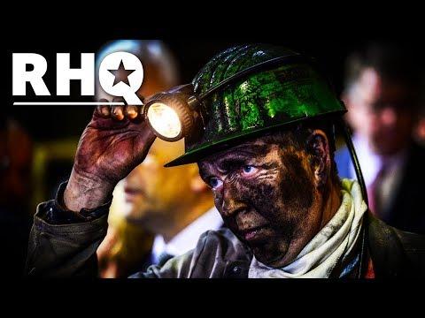 West Virginia Coal Miners: WAKE UP!