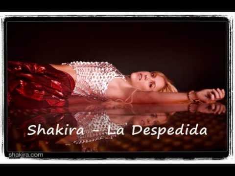 Shakira - La Despedida (Letra)