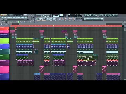 Demi lovato - Heart Attack instrumental HD cover - FL Studio 10 FULL Download mp3 + FLP