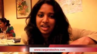 Ranjan De Silva's Mastery of Self -  Testimonial  by Anika