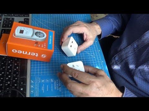 Терморегулятор Terneo RZX - ОБЗОР 1-я часть