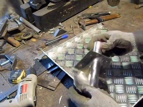 Лопата из алюминия своими руками фото 348