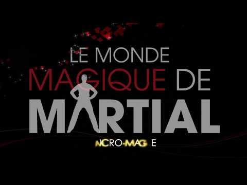 Martial Le Magicien