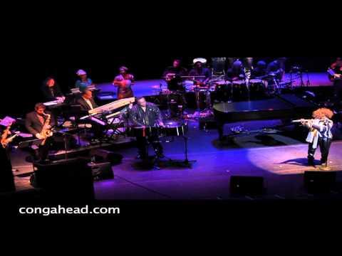 Bobbi Humphrey performs in tribute to Ralph MacDonald
