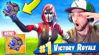 *NEW* SHOCKWAVE GRENADE GAMEPLAY in Fortnite: Battle Royale!