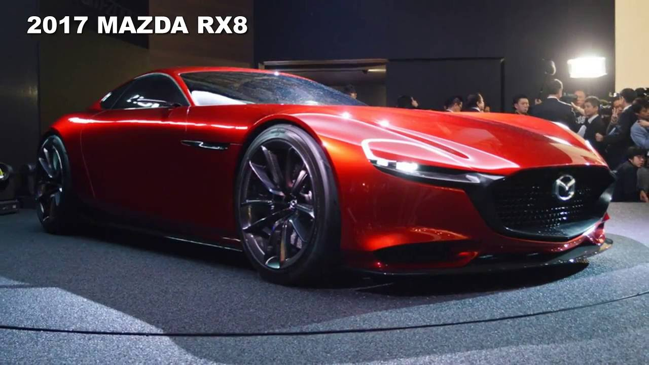 2017 Mazda Rx 8 Undergoes New Changes Youtube