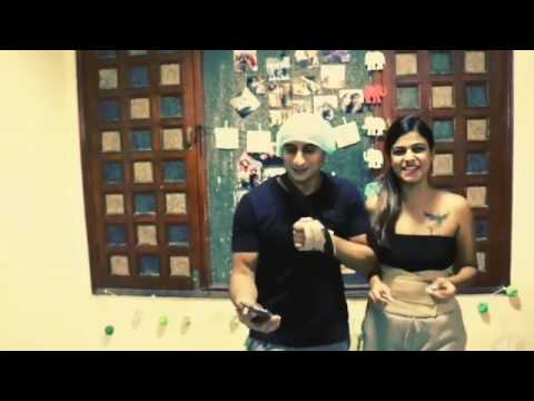 Gurmeet Singh Accepts Beat Pe Booty challenge -  Splitsvilla 9