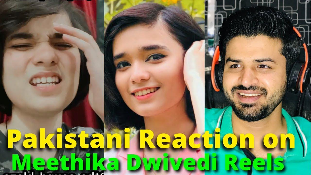 REACTION on Meethika Dwivedi (The Sound Blaze)