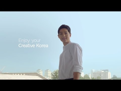160809 송중기 출연 한국관광공사 공식 TVC (60s) - Song Joong Ki  2016 Korea Tourism Official TVC