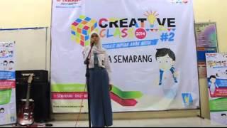 100 Second Challenge Y2C Zheila Darariva SMAN 13 Semarang