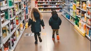 Kids mogen de boodschappen & avondeten bepalen + Social media break-  VLOG #87