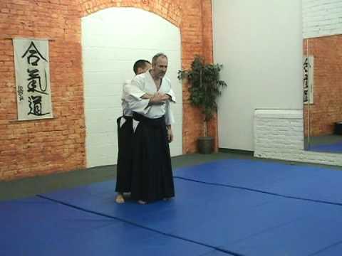 Ushiro Tori Basics 1