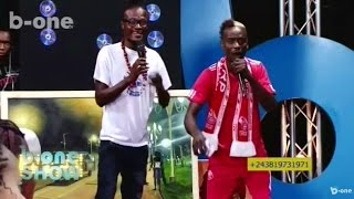 b-one Show, Comédies avec Dauphin Bulamatadi Mai 2015