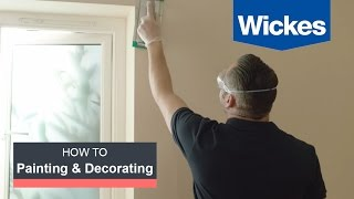 How to Prepare Walls & Ceilings for Painting with Wickes