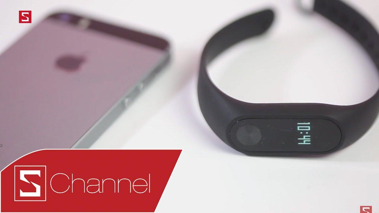 Schannel - Mở hộp Xiaomi Mi Band 2 đầu tiên tại Việt Nam: Giá bèo mà chất lượng không hề bèo!!!