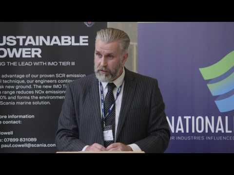 National Maritime MIT Technical Talk - 01.03.2017