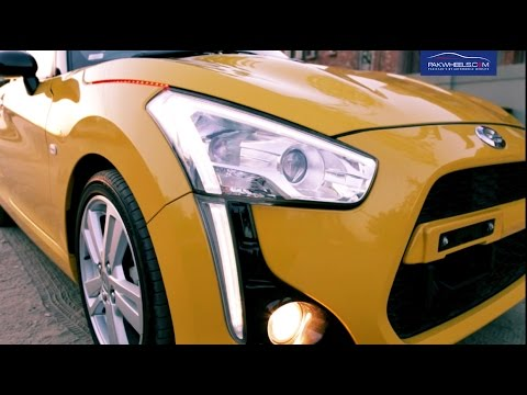 Daihatsu Copen Robe – Walk Around & Short Review