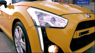 Daihatsu Copen Robe - Walk Around & Short Review