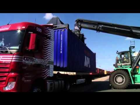 Multimodal  Optimising rail freight operations
