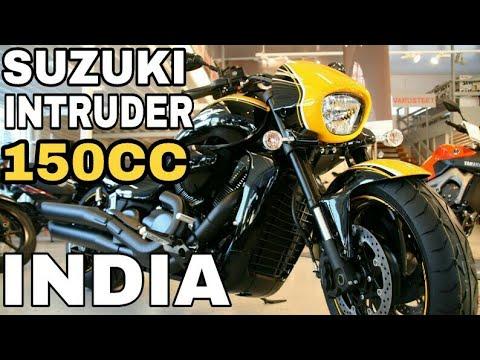 India Affordable New Suzuki Intruder 150cc Price Launching Date