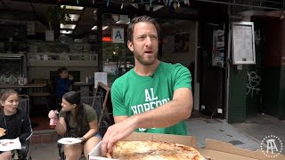 Barstool Pizza Review - Frank's Trattoria