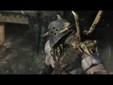 Warhammer Online – Full Cinematic Trailer German / Deutsch
