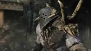Warhammer Online - Full Cinematic Trailer German / Deutsch